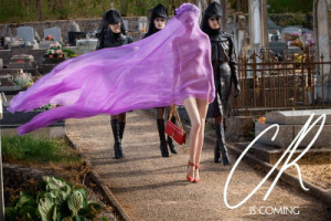 CR Fashion Book bei Carine Roitfeld