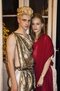 Alexander Arnold und Viktoria Beck in AMA